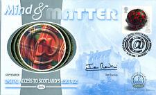 2000 Mind & Matter - Benham Small Silk - Signed by IAN RANKIN