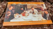 The Thanksgiving GAME Thanksguessing Thankssharing Thankful Family Fun