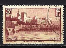 France 1938 Avignon Yvert n° 391 oblitéré 1er choix (2)