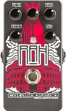 RAH Royal Albert Hall Overdrive Guitar Pedal, CATALINBREAD,