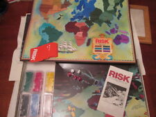 Vintage 1975 1980 Parker Brothers Original Risk Board Game - 100% Complete