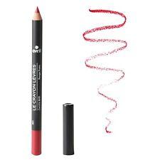Crayon contour des lèvres Rouge Franc Certifié Bio Naturel Cosmétique AVRIL