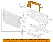GM OEM Radiator-Upper Baffle 84153461