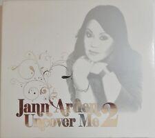 Jann Arden - Uncover Me 2 [Digipak] (CD 2011 Universal) Near MINT