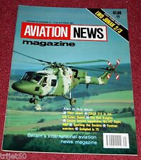 Aviation News 20.11 LWD Junak,Jaguar,RAF 147 Squadron