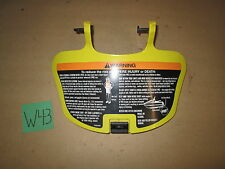 Yamaha Glove Box Storage Compartment Lid Cover Hatch Yellow XL700 XL 700 2004