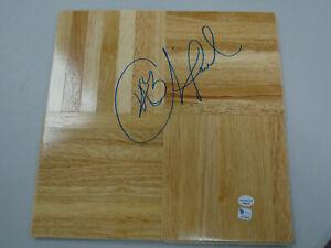 CHRIS PAUL Signed 12x12 FLOOR BOARD Autograph NBA Phoenix Suns RARE BAS BECKETT