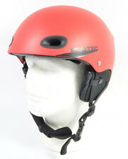 Pro-Tec REGULATOR Snowboard Ski Helmet Satin Red Large 57-58cm NEW