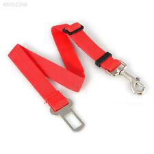 RED Car Vehicle Seat Safety Belt Seatbelt Harness Lead for Dog Pet Cat