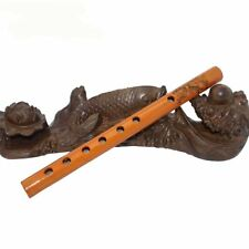 Handmade Student 6-hole Chinese Traditional Musical Flute Instruments Clarinet
