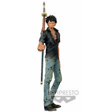 BANPRESTO ONE PIECE SUPER MASTER STARS PIECE TRAFALGAR D LAW FIGURE LIMITED SMSP