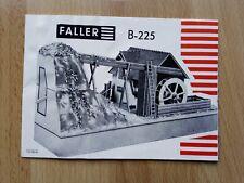 200 x 120 x 85 mm Faller 109271 b-271 VILLA dans LE TESSIN NOUVEAU dans neuf dans sa boîte