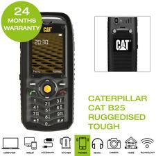 CAT B25 rinforzata duro SINGLE SIM SIM-Free Phone