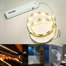OXOQO Wireless PIR Motion Sensor 30 LED Wardrobe Under Bed 1M Strip Light