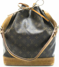 LOUIS VUITTON SAC NOE GRAND TASCHE SCHULTERTASCHE SHOULDER BAG PATINA BEUTEL 1