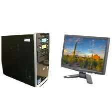 HP A6000 Pc Computer WITHOUT HARD DISK +  Acer Lcd Monitor X193WG + HP KEYBOARD