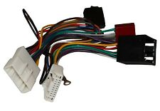 Cable adaptador de radio PARROT KML Kit Manos libres para Nissan Almera Altima