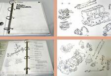Werkstatthandbuch VW Iltis Arbeitspositionsliste VAG Service 1979