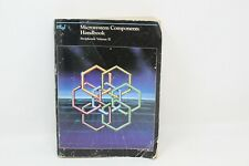 USED 1986 Intel Microsystems Components Handbook Vol. II