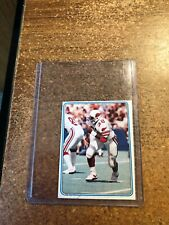 1983 Topps Football Stickers  # 296 Ottis Anderson