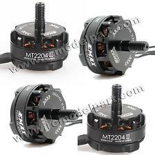 4x Emax MT2204Ⅱ 2300KV Cooling Brushless Motor 2-4S for QAV250 TL250H TL280C