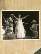 International Hotel Mame Show Starring Juliet Prowse Original Photograph 1970