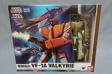 HI-METAL R VF-1A Valkyrie (Standard Production Model) Bandai Japan (TRACKING OK)