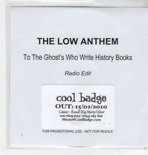 (FJ972) The Low Anthem, To The Ghost's Who Write History Books - 2010 DJ CD