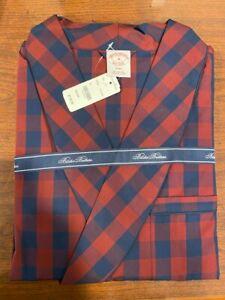 Brooks Brothers Gingham Mens Pajama Set Size Medium