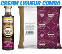 Still Spirits Top Shelf Chocolate Cream and Liqueur Base Pack