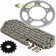 Drive Chain & Sprockets Kit Fits HONDA CBR600F4 CBR600 F4 1999 2000