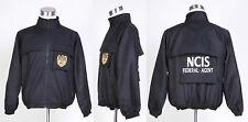 Cosplay NCIS Staff Jacket Veste Uniforme Noir Costume Taille Standard *M-2XL*