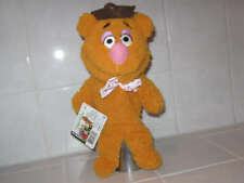 MUPPETS Hand Puppet FOZZIE BEAR Muppet Movie Disney 2012 NEW NO Card & Tag RARE