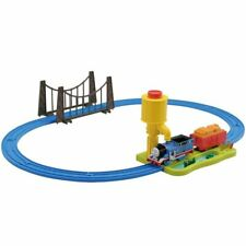 TAKARA TOMY Pla-rail Steam is screaming! Thomas Set F/S JAPAN w/ Tracking number