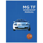 MG TF Workshop Manual Book ISBN 9781855207493 Part number MGL3006 MG Enthusiasts