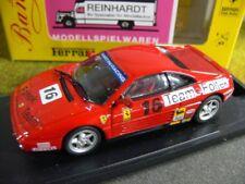 1/43 Bang 9316 Ferrari 348 Challenge '93 Nicolas Buehrer #16 Foitek Team