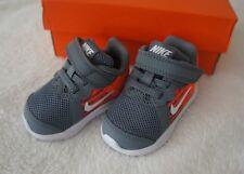 BABY BOYS: Nike Downshifter 8 Run Shoes Grey Size 2C