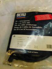 SERIE CAVI CANDELE BERU FIAT PANDA SELECTA CL,4X4 1,1 I.UNO 1100 FIRE