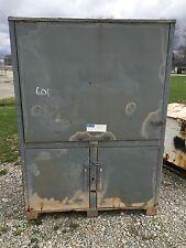 "KNAACK 119 FIELD OFFICE STATION CONSTRUCTION JOB SITE STORAGE GANG BOX 82x44x60"""