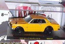 M2 Machines Auto-Japan 1971 Nissan Skyline GT-R  8800 pcs.   WMTS05 17-13  y