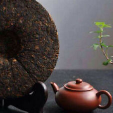 357g Ripe Pu Er Tea 8 Years Old Puer Tea Pu-erh Health Care Puer Brick Welcome