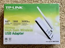 TP-Link TL-WN722N Wireless Adapter (Brand New in Unopened Box)