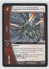 2006 Booster Pack Base #MHG-057 Lunatic Legionnaires (Army) Gaming Card 3v2