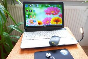Fujitsu H720 l 15 Zoll FHD l 500GB SSD NEU l TURBO Core QUAD i7 l Nvidia 8GB RAM