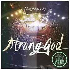 New Life Worship Strong God : Live CD
