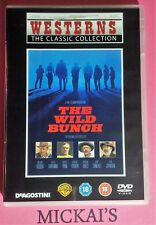 THE WILD BUNCH - WESTERNS THE CLASSIC COLLECTION WTCCN16 DeAGOSTINI DVD PAL OOP