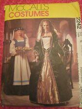 medieval dress in vendita Cartamodelli cucito | eBay