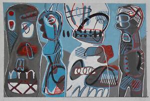 Isabelle Lanchon EW1 art brut, singulier, outsider, peinture, dessin