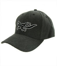Black Salamander Charcoal Peak Cap - PC2 - New