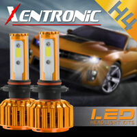 XENTRONIC LED HID Headlight kit H4 9003 White for 1994-1995 Mercedes-Benz E320